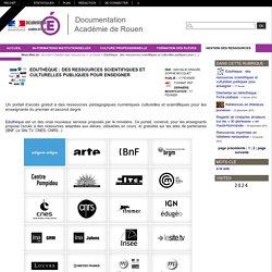 Eduthèque : des ressources scientifiques et culturelles publiques pour enseigner
