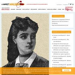 Femmes scientifiques #16 - Sophie Germain - L'Esprit Sorcier