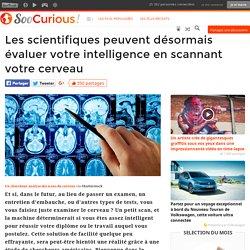 Les scientifiques peuvent désormais évaluer votre intelligence en scannant votre cerveau