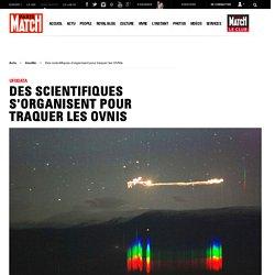 UFODATA - Des scientifiques s'organisent pour traquer les OVNIs