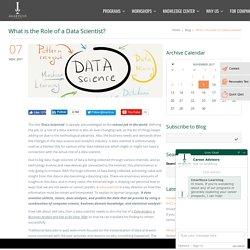Career in Data Science - Imarticus