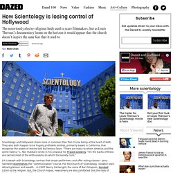 How Scientology is losing control of Hollywood