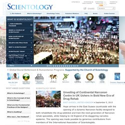 Official Church of Scientology: L. Ron Hubbard, What is Scientology?, Beliefs & Practices, Books, David Miscavige