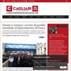 Donne e scienze: evento di profilo mondiale al dipartimento di Fisica