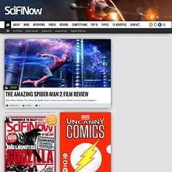 SciFi Now - The UK's Premier SciFi, Fantasy Horror & Cult TV Website