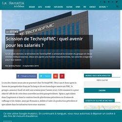 La Défense - Scission de TechnipFMC: quel avenir pour les salariés?