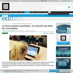 Le livre scolaire numérique : un marché qui attire les convoitises