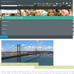 Voyages scolaires Portugal - Lisbonne - La ville aux 7 collines
