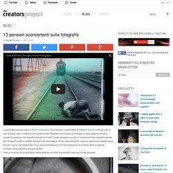 13 pensieri sconcertanti sulla fotografia