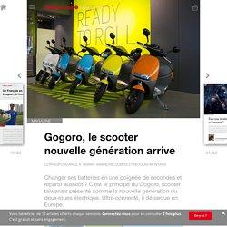 Gogoro, le scooter nouvelle génération arrive - Edition du soir Ouest France - 22/03/2016
