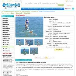 Sea Scooter , Water Bird(AquaSkipper)