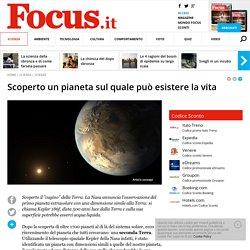 Scoperto un pianeta sul quale può esistere la vita