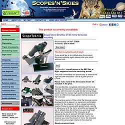 ScopeTeknix ScopeTeknix Binoflex ST50 mirror binocular mounting