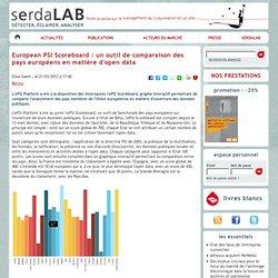 European PSI Scoreboard : un outil de comparaison des pays européens en matière d'open data