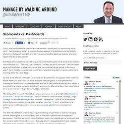 Manage By Walking Around