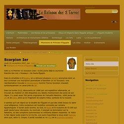 Scorpion Ier