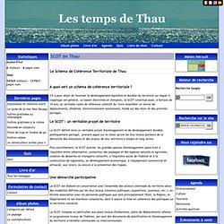 SCOT de Thau - Les temps de Thau