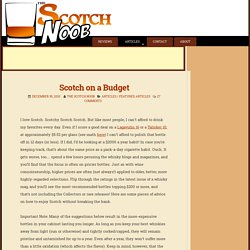 Scotch on a Budget