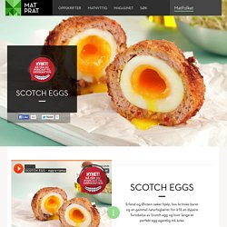 Scotch eggs - MatPrat