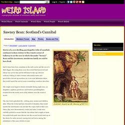 Sawney Bean: Scotland's Cannibal