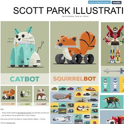 Scott Park Illustration