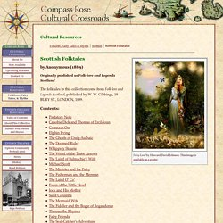 Scottish Folktales / Celtic Fairy Tales Legends from Scotland - Compass Rose Cultural Crossroads