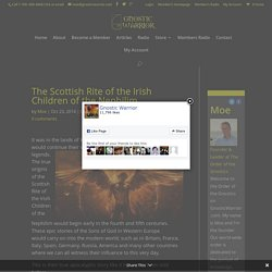 The Scottish Rite of the Irish Children of the Nephilim