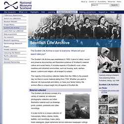 Scottish Life Archive