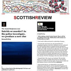 Scottish Review: