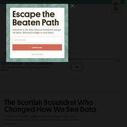 The Scottish Scoundrel Who Changed How We See Data