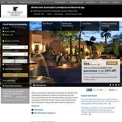 JW Marriott Camelback Inn Scottsdale Resort and Spa