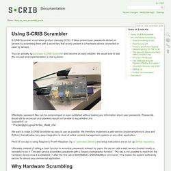 how_to_use_scramble_scrib [Documentation]
