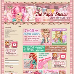 Digital Stamps, Scrapbooking, Crafts, Artisan Resources, cardMaking, Paper Crafts, Digital Crafting by The Paper Shelter