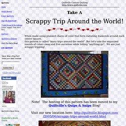 TRIP DOWN MEMORY LANE: SAN (BUSHMEN) PEOPLE: THE WORLD