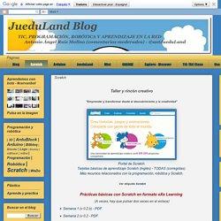 JueduLand Blog: Scratch