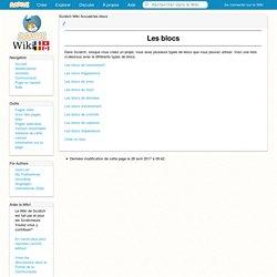 Scratch Wiki Accueil/les blocs — Français Scratch-Wiki