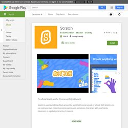 Scratch - Apps on Google Play