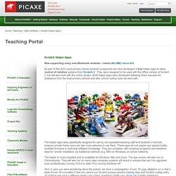 Scratch Helper Apps - Teaching