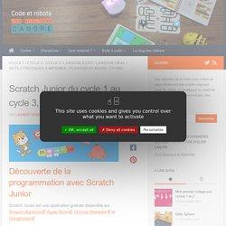 Scratch Junior du cycle 1 au cycle 3, quelles usages en classe ?