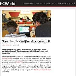 Scratch-suli - Kezdjünk el programozni! - Hír - PC World
