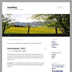 mostblog » Scratch