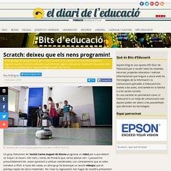 Scratch: deixeu que els nens programin! - Bits d'educació