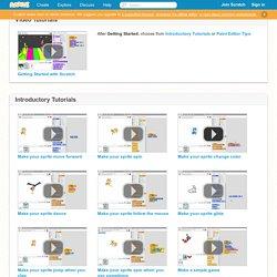 Scratch - Videos