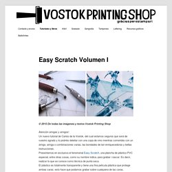 Easy Scratch Volumen I