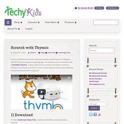 Scratch with Thymio