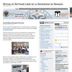 ScratchDay Granada (Crónica)