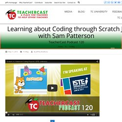 SCRATCHing the surface of Coding with your students
