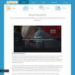 ScratchJr - About