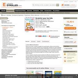 ScratchJr pour les kids - M.Umaschi Bers, M.Resnick