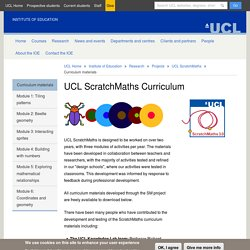 Institute of Education - UCL – University College London